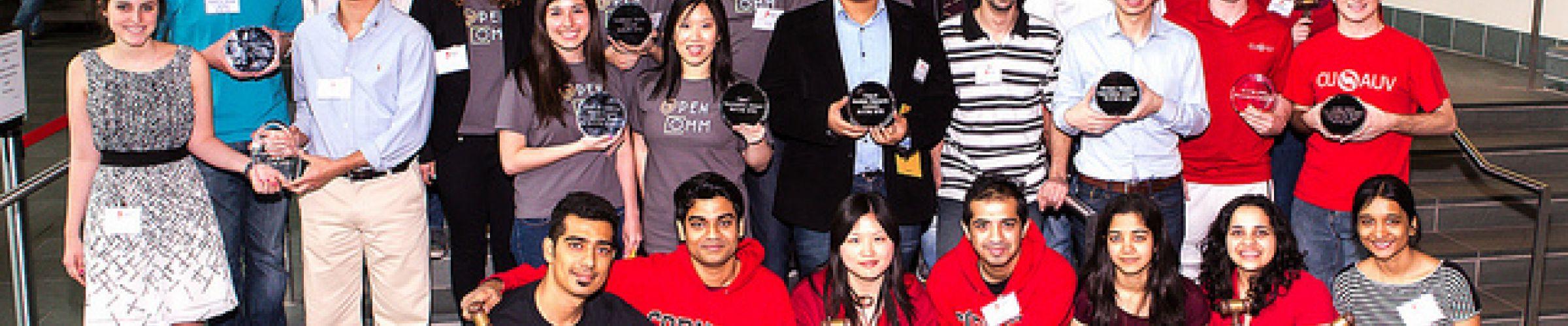 BOOM Awards Winners