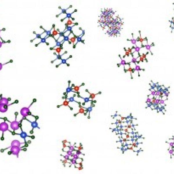 Crystal molecules