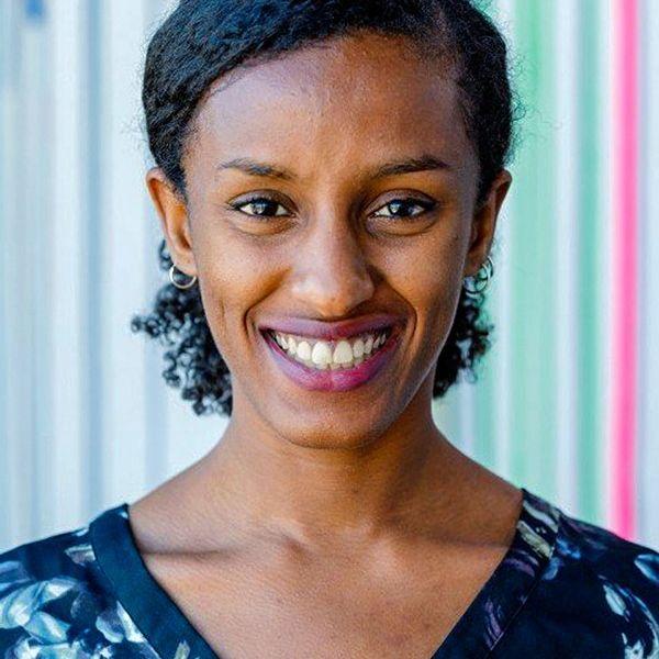 Rediet Abebe, M.S. '18, Ph.D. '19