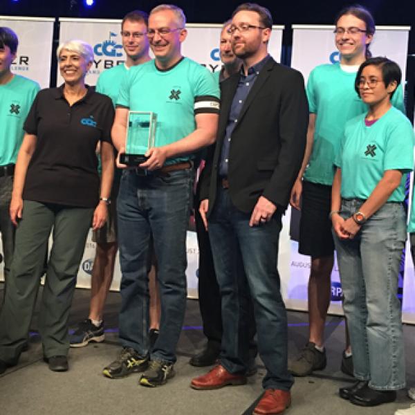 photo of GammaTech team