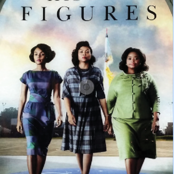 photo of cover picture for Hidden Figures