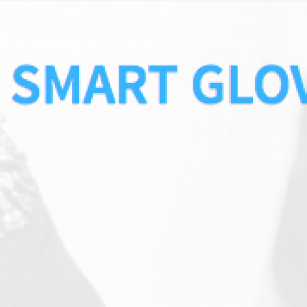 smart gloves graphic