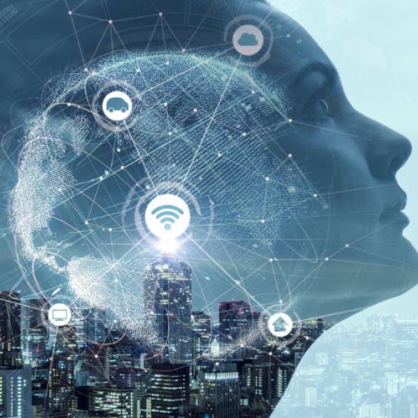 human/computer interaction graphic