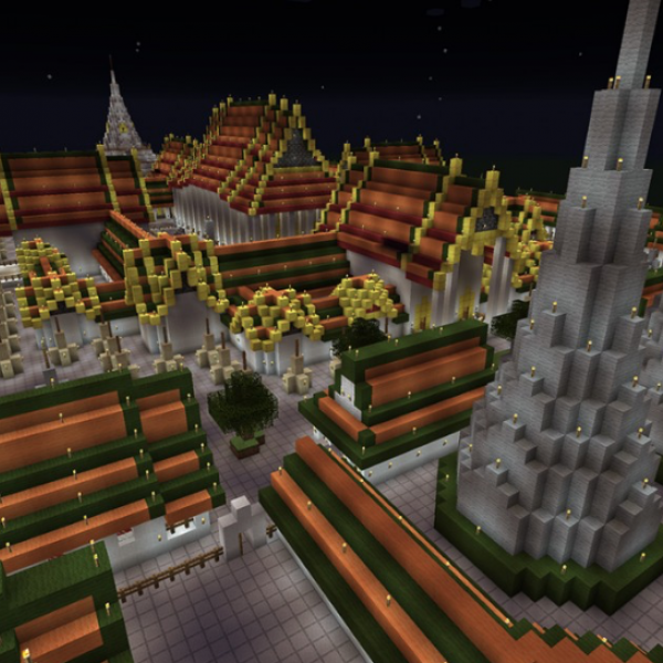 Minecraft model image