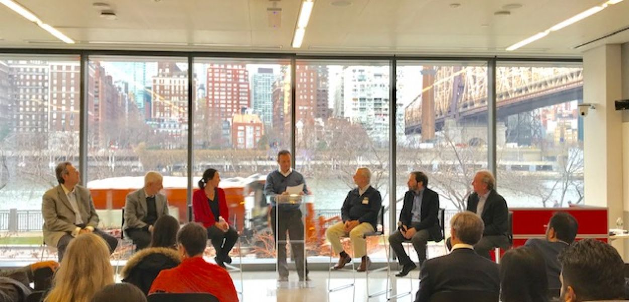 AI panel at Applied AI Initiative kickoff event