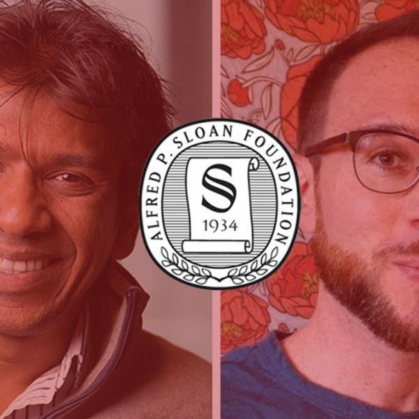 Rachit Agarwal and Sasha Rush, both of Cornell Computer Science, have won 2021 Sloan Research Fellowships from the Alfred P. Sloan Foundation.