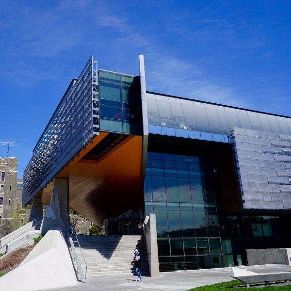 photo of Gates Hall