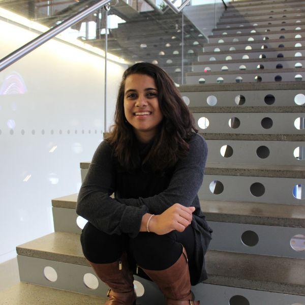 photo of ameya acharya