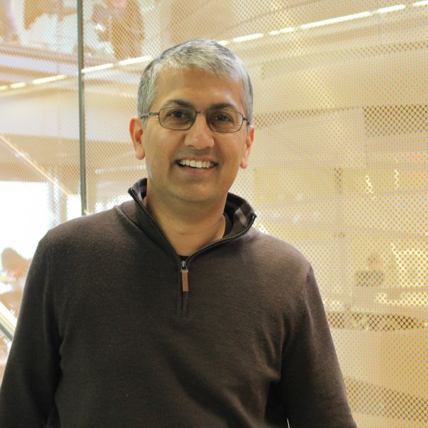 Tushar Chandra in Gates Hall