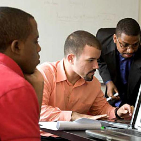 minority students study at SoNIC