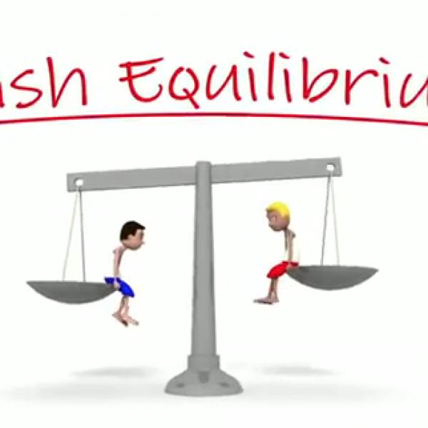 Nash Equilibrium graphic