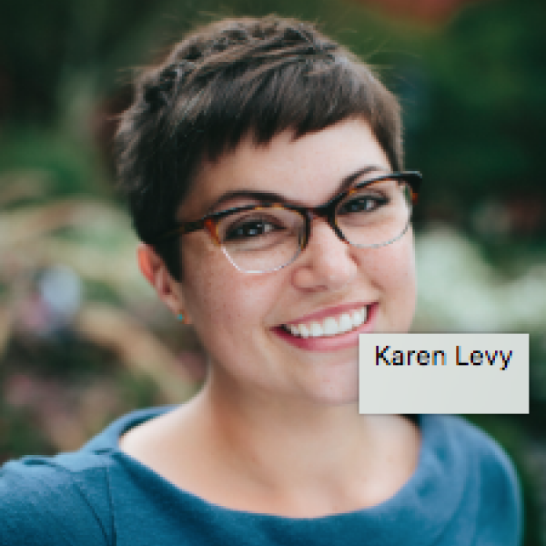 Karen Levy headshot
