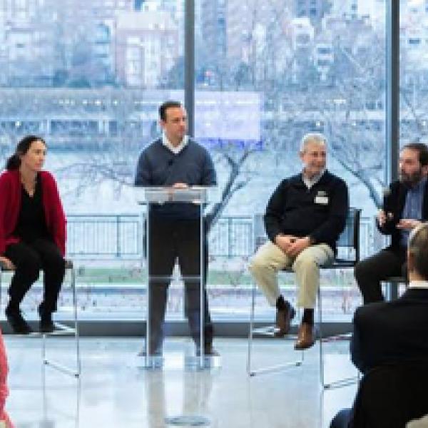 Cornell-r4 AI Initiative panel