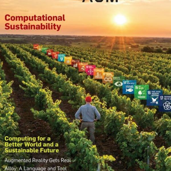 cover of September 2019 ACM magazine