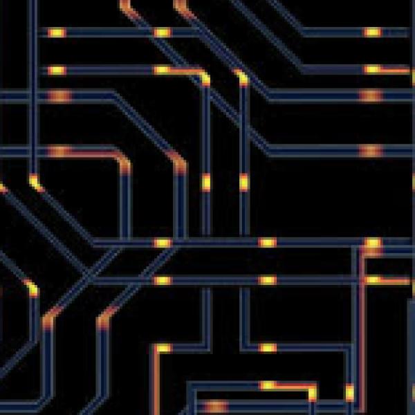 Google image of quantum computing